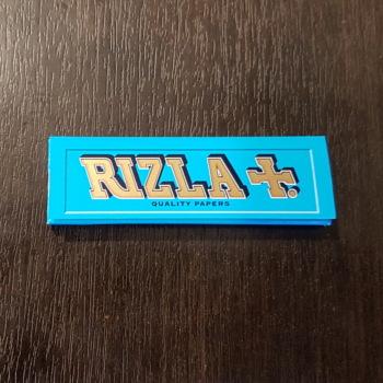 RIZLA Μονό Μπλε