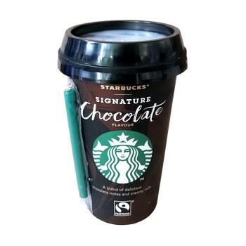Starbucks Signature Chocolate 220ml
